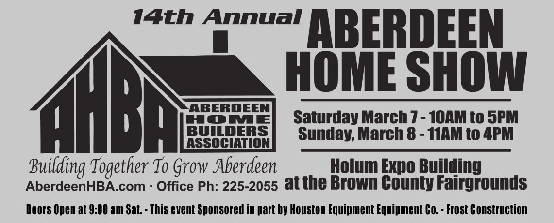 14th Aberdeen Home Show 2015