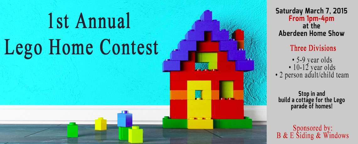 Lego Home Contest Aberdeen SD