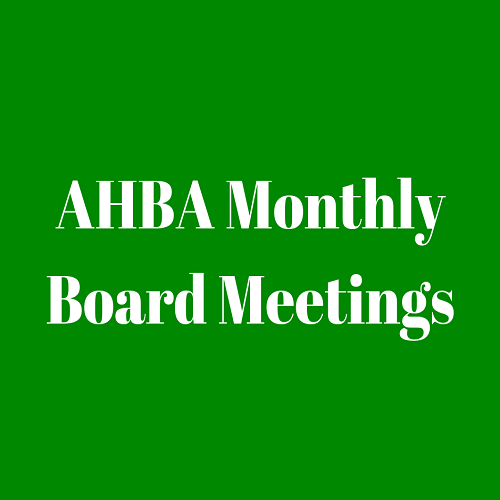 December Board Meeting @ Aberdeen Home Builders Association | Aberdeen | South Dakota | United States