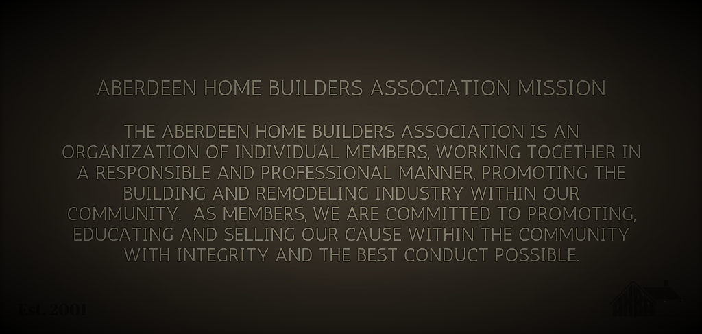 AHBA Mission Statement